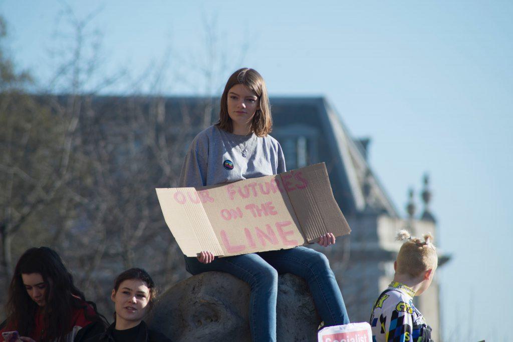 La mujer se empodera frente al cambio climático