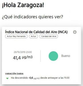 Los datos ambientales de tu municipio para todos