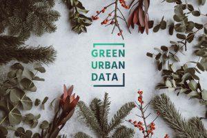 Feliz Navidad 2019 Green Urban Data