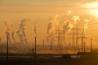 Las enfermedades del cambio climático están relacionadas con la contaminación
