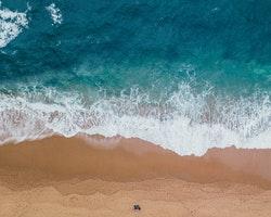 Monitoriza la línea de costa